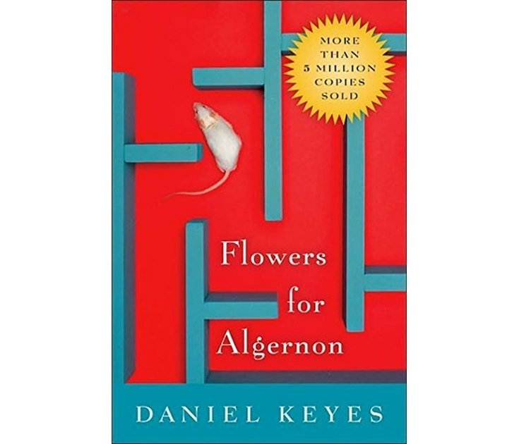 Flowers for algernon book report